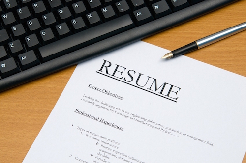 Generate your Resumé!